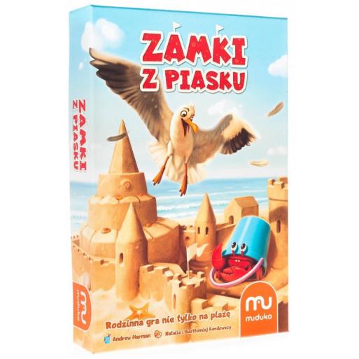 Gra Edukacyjna Zamki z piasku MUDUKO