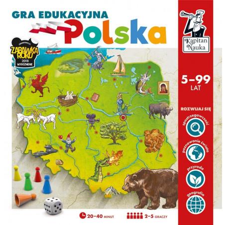 Gra Edukacyjna Gra edukacyjna - Polska