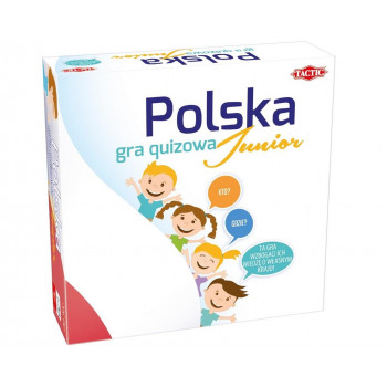 Gra Edukacyjna Polska - gra quizowa Junior