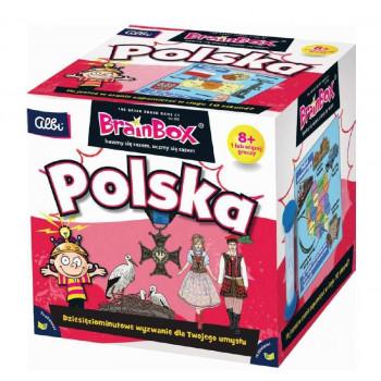 Gra Edukacyjna BrainBox Polska ALBI