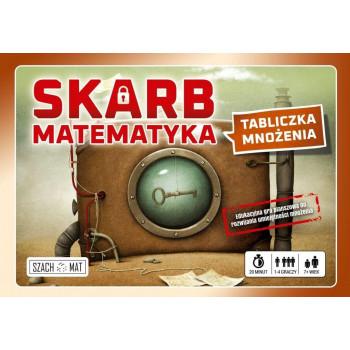 Gra Edukacyjna Gra - Skarb matematyka. Tabliczka mnożenia