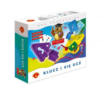 Gra Edukacyjna Klucz i się ucz ALEX