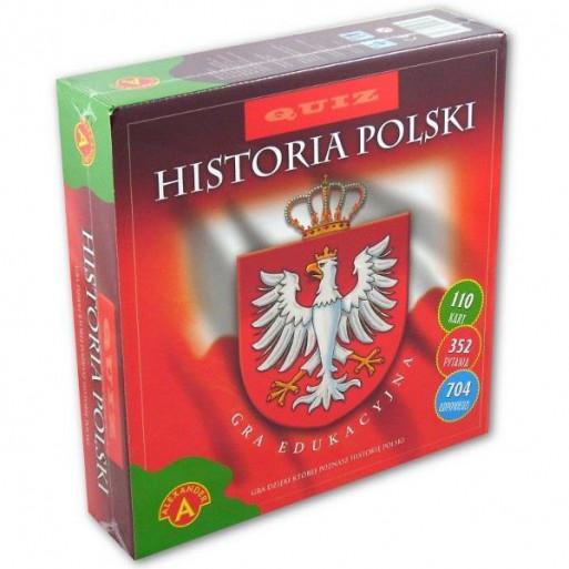 Gra Edukacyjna Quiz Historia Polski ALEX