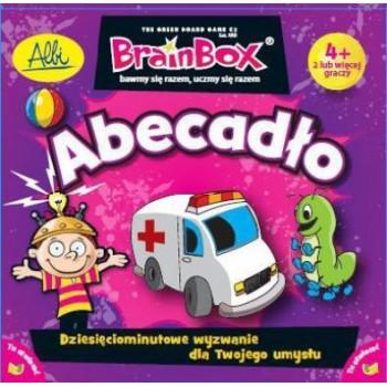 Gra Edukacyjna BrainBox Abecadło ALBI