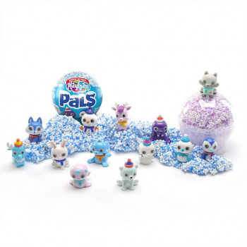 Playfoam Pals: Snowy Friends masa piank. + figurka
