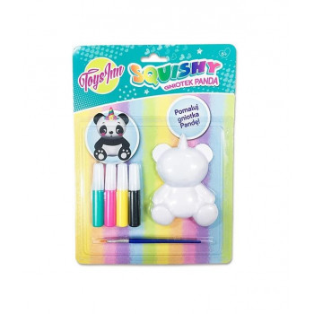 Panda Squishy do pomalowania STnux