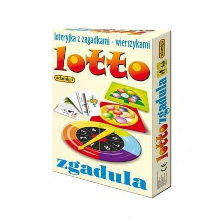 Gra Edukacyjna Loteryjka obrazkowa - Lotto zgadula