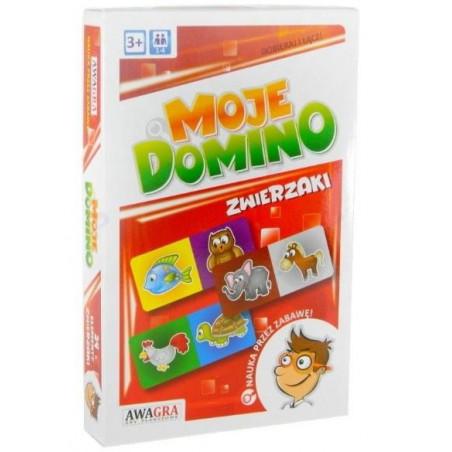 Moje domino - Zwierzaki FAN