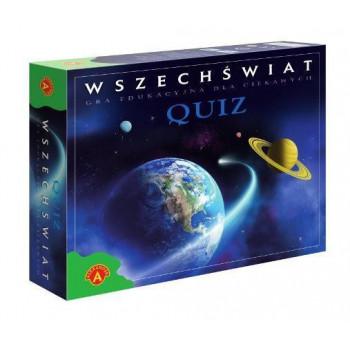 Gra Edukacyjna Wszechświat. Quiz wielki ALEX