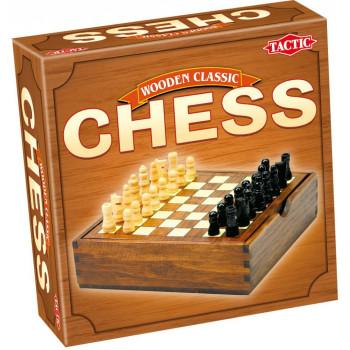Wooden Classic - Szachy