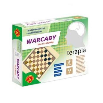Gra Edukacyjna Terapia - Warcaby ALEX