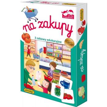 Gra Edukacyjna Na zakupy! - Zestaw edukacyjny