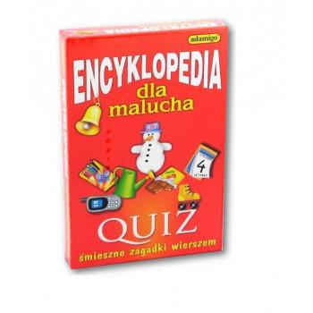 Gra Edukacyjna Quiz - Encyklopedia dla malucha