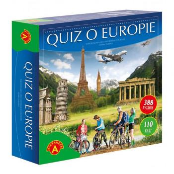 Gra Edukacyjna Quiz o Europie ALEX
