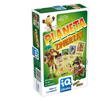 Gra Edukacyjna Planeta Zwierząt GRANNA