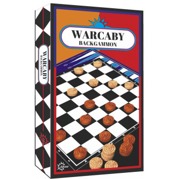 Warcaby - Backgammon ABINO