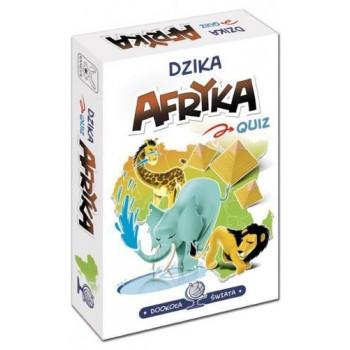Gra Edukacyjna Dookoła świata. Dzika Afryka