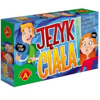 Gra Edukacyjna Język Ciała ALEX