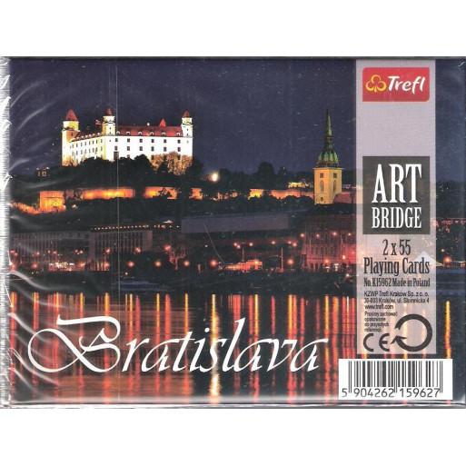 Karty - Art Bridge - Bratislava TREFL