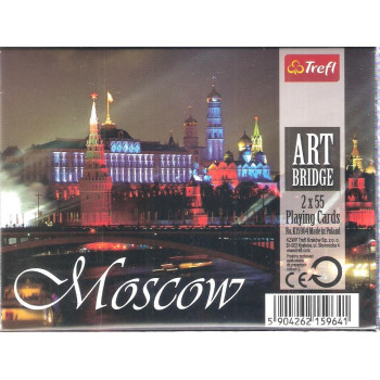 Karty - Art Bridge - Moscow TREFL
