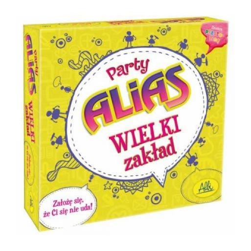 Party Alias. Wielki zakład ALBI
