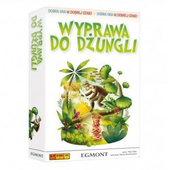 Gra - Wyprawa do dżungli
