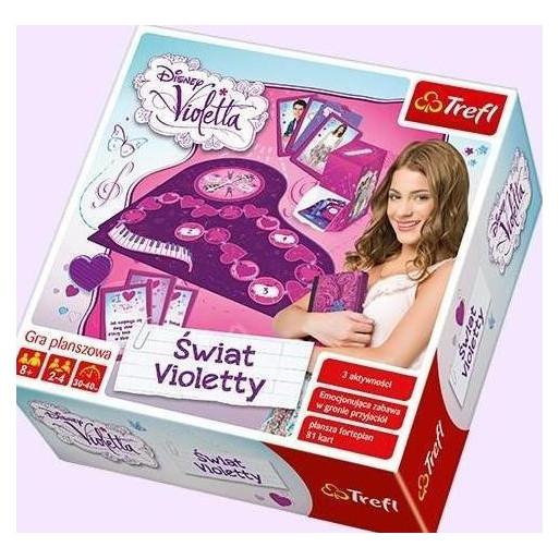 Świat Violetty TREFL