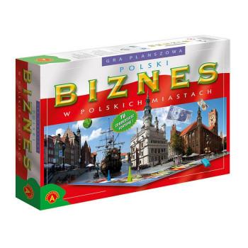 Polski biznes w polskich miastach Big ALEX
