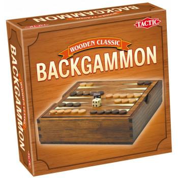 Wooden Classic - Backgammon