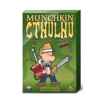 Munchkin Cthulhu BLACK MONK