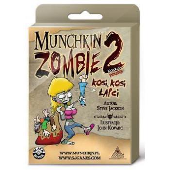 Munchkin Zombie 2 Kosi, Kosi Łapci MONK