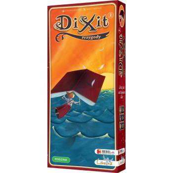 Dixit 2: Przygody REBEL