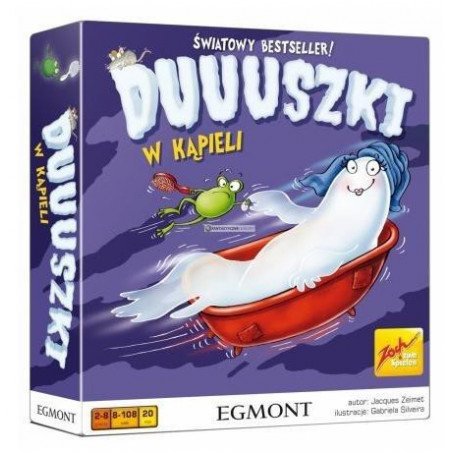 Gra - Duuuszki w kąpieli