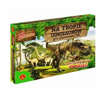 Era dinozaurów - Na tropie dinozaurów gra 3D ALEX