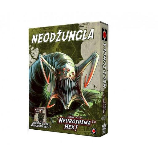 Neuroshima Hex 3.0: Neodżungla PORTAL