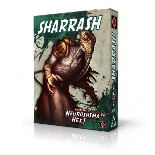 Neuroshima Hex 3.0: Sharrash PORTAL