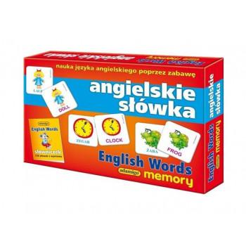 Memory - Angielskie słówka