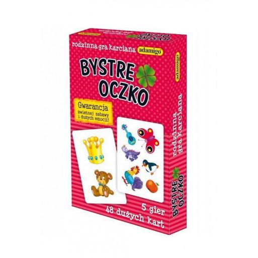 Bystre oczko - Karty