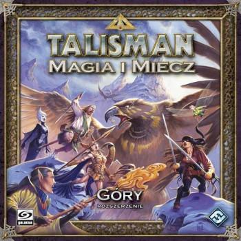 Talisman: Magia i Miecz - Góry GALAKTA