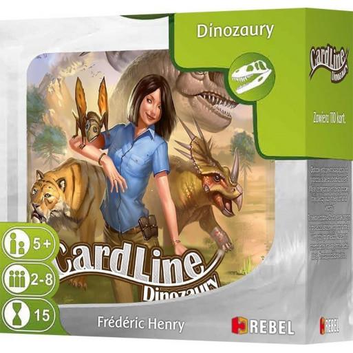 Cardline: Dinozaury REBEL