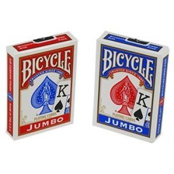 Karty Rider Back Jumbo BICYCLE