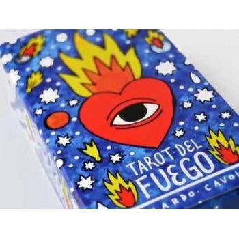 Tarot Del Fuego FOURNIER