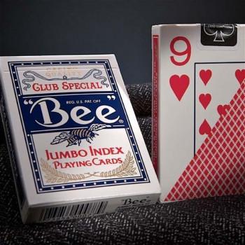 Karty Jumbo BEE