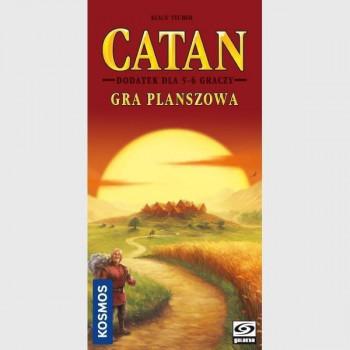 Catan - Gra planszowa 5/6 graczy GALAKTA