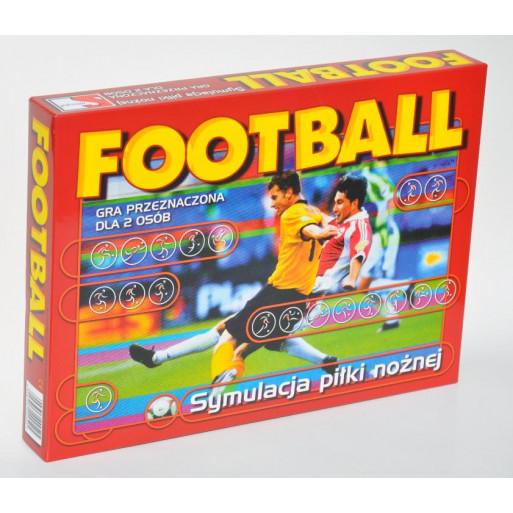 Football. Symulacja piłki nożnej SAMO-POL
