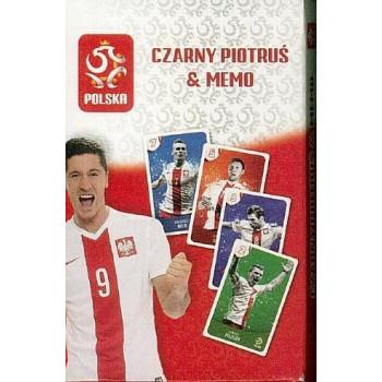 Czarny Piotruś/Memo - PZPN Cartmundi