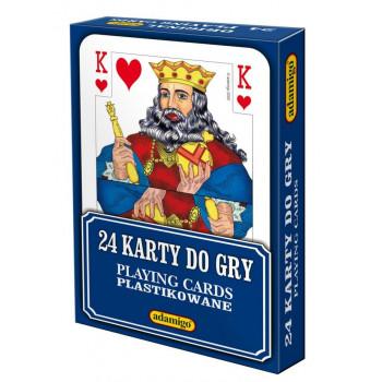 Karty do gry 24 elementy