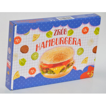 Zrób Hamburgera SAMO-POL
