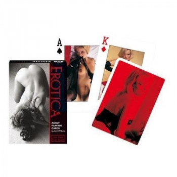 Karty pojedyncze Erotica PIATNIK