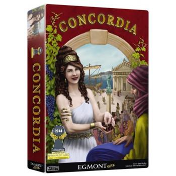 Gra - Concordia EGMONT